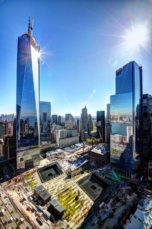 World Trade Center-NYC